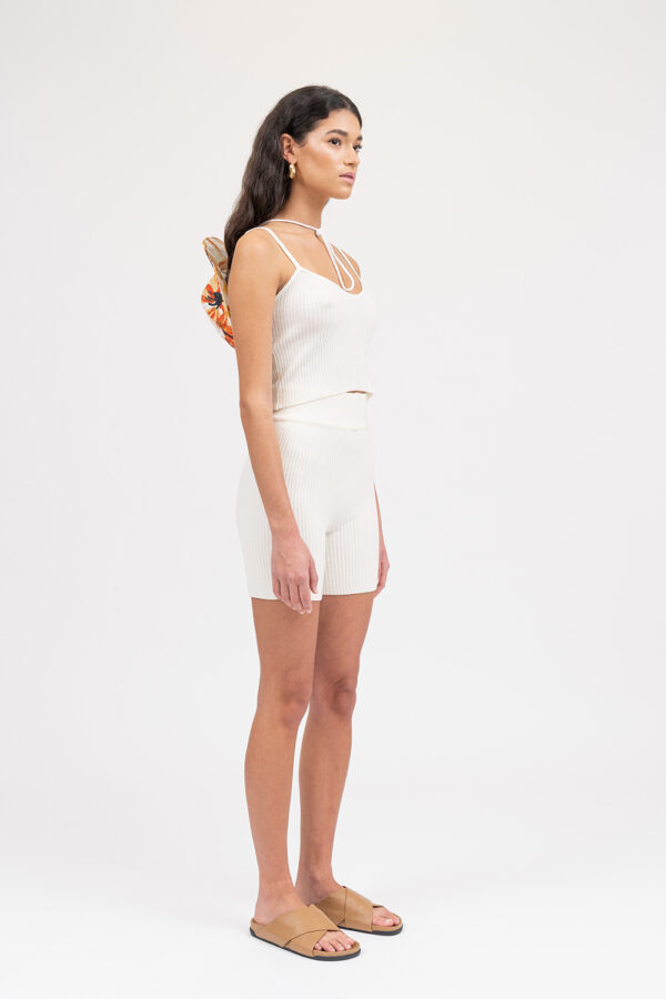 Love Knit Short Cream - Sentiment Brand