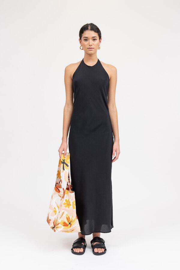 Nostalgia Dress Black - Sentiment Brand