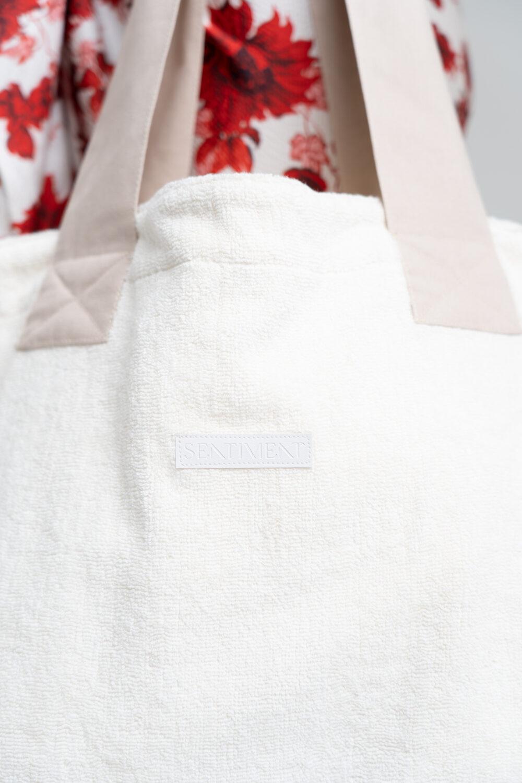 Tote Bag Natural - Sentiment Brand